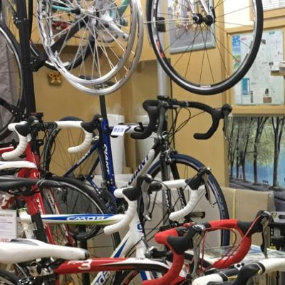 ROAD BIKE SHOP AtticのSNS