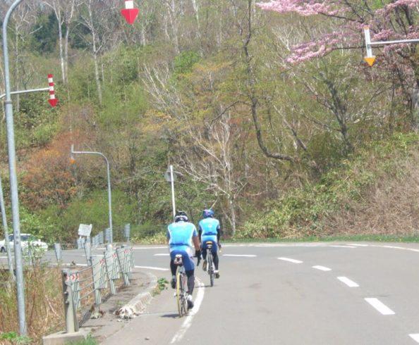 札幌新川 – 朝里峠 – 定山渓