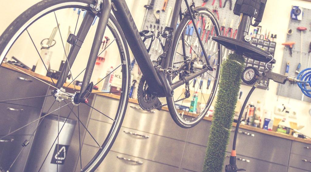 自転車の気圧表示について知っておきたいこと
