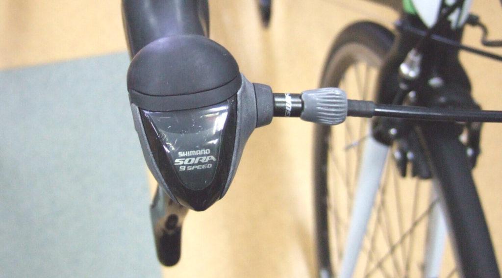 スポーツバイクをリメイクする小技