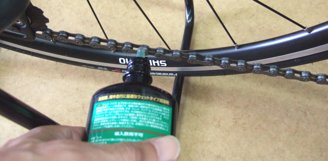 ロードバイクのメンテナンスの時に、トラブル防止のために注意すべきこと