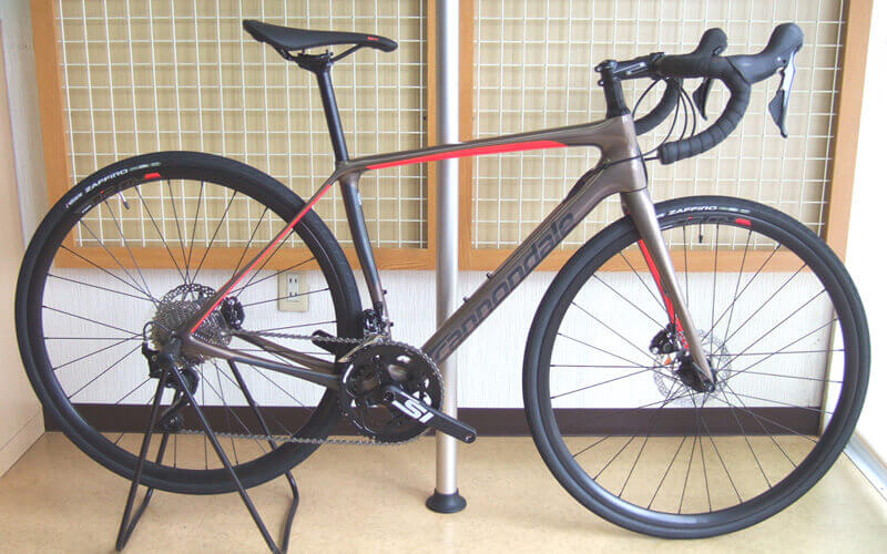 Cannondale SYNAPSE CARBON DISC 105(キャノンデール シナプス カーボン ディスク 105)の買取情報