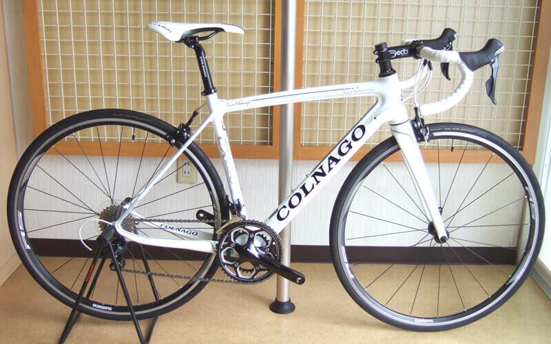 COLNAGO CX-ZERO CARBON(コルナゴ シーエックスゼロ カーボン)の買取情報